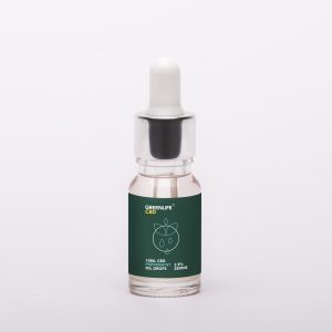 Greenlife CBD: Peppermint CBD Oil