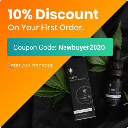 Discount Code for CBD Products