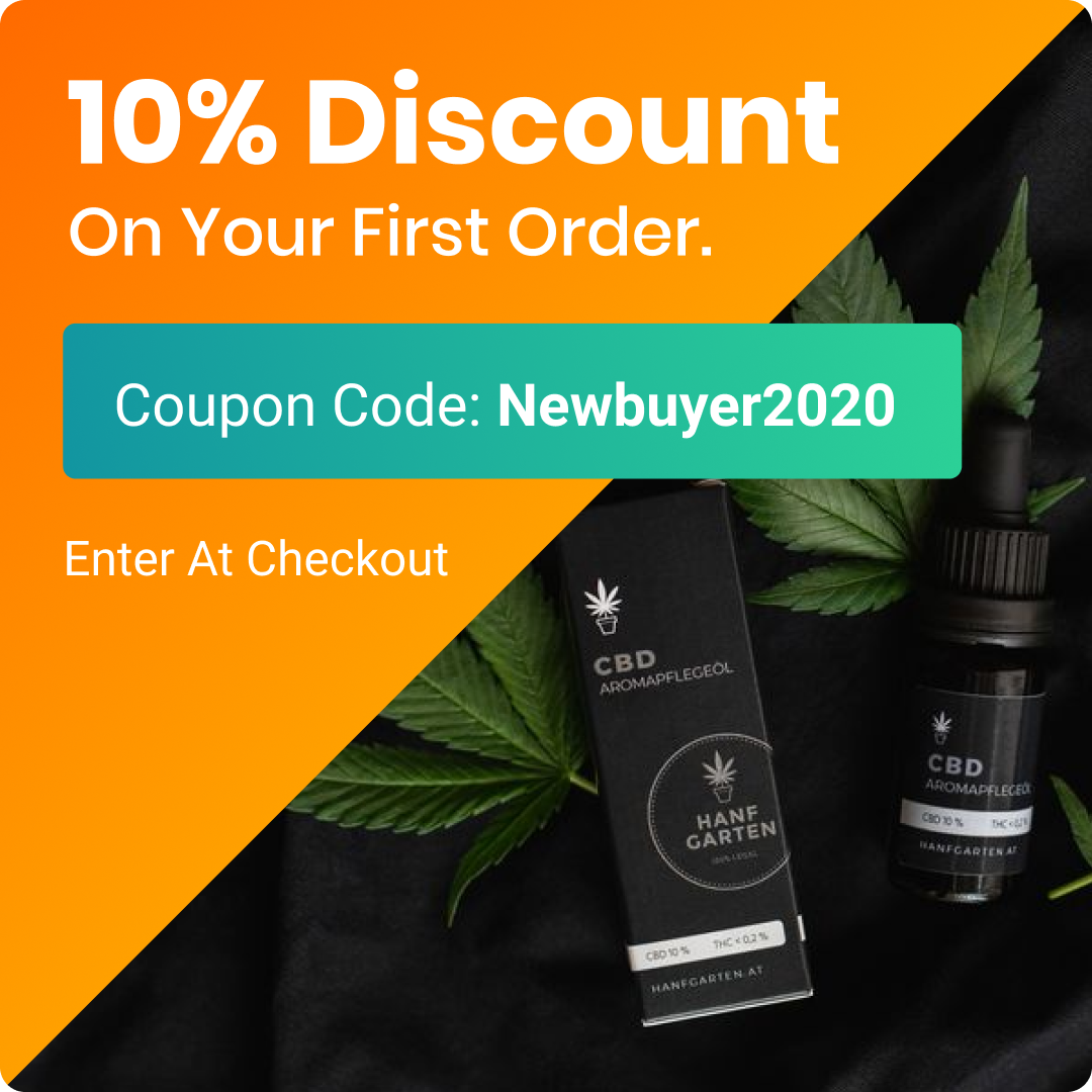 Special Offers for CBD Oil - Coupon