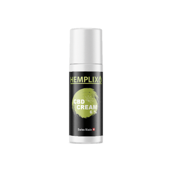 Swiss Hemplix CBD Cream