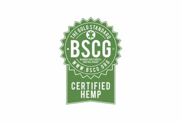 BSCG Certfied - CBD Oil Products - The CBD Supplier
